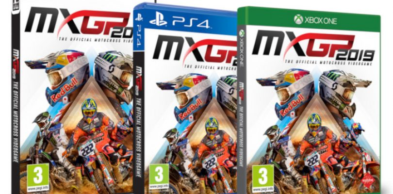 MXGP 2019 scrambles to you in August