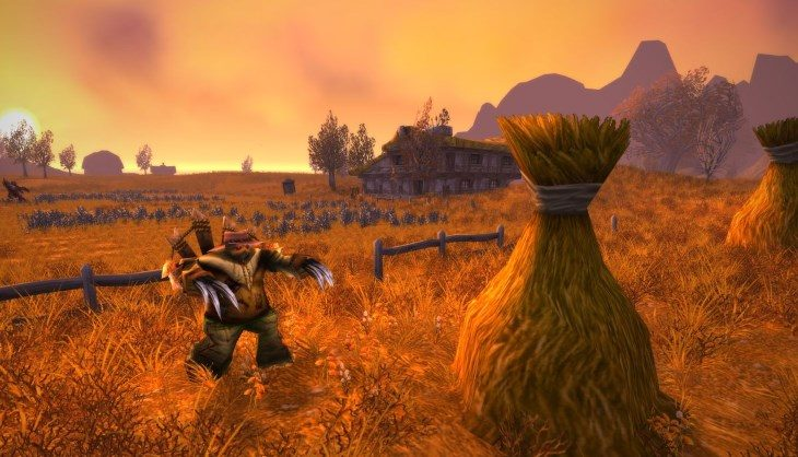 Blizzard has a 'not-a-bug' list for WoW Classic features that keep getting reported