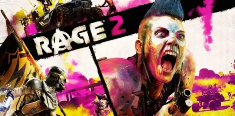 Insanity rules in Rage 2's post-launch content