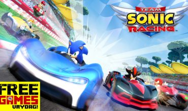 Free Games Vrydag: Team Sonic Racing (PS4/Xbox One)