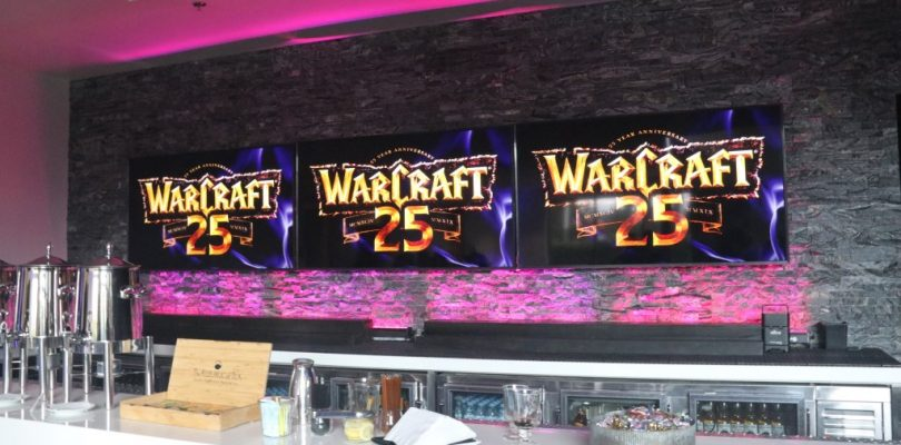 Video: Warcraft 25th anniversary interview with Samwise Didier and Kaeo Milker