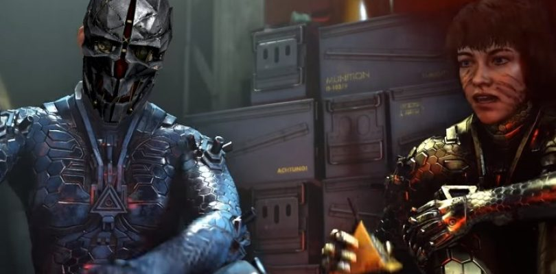 Wolfenstein: Youngblood has level design similar to Dishonored