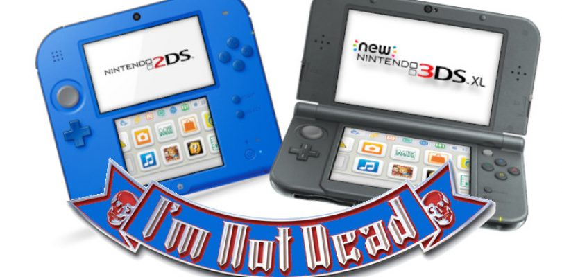 Despite no E3 showing, the Nintendo 3DS will live on…