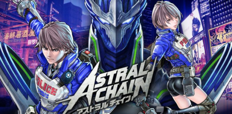 Astral Chain will come with a co-op mode