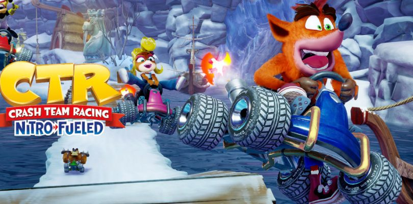 Review: Crash Team Racing  Nitro-Fueled (Switch)