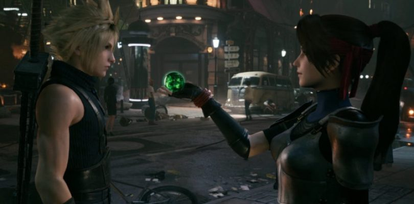 New materia will be introduced to Final Fantasy VII Remake