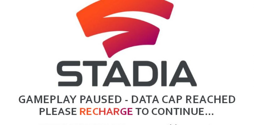 Google doesn't think data caps will be an issue for Stadia