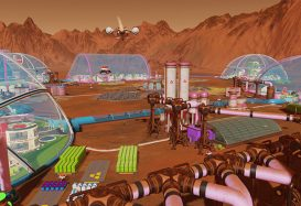 Surviving Mars: 1 Year Later