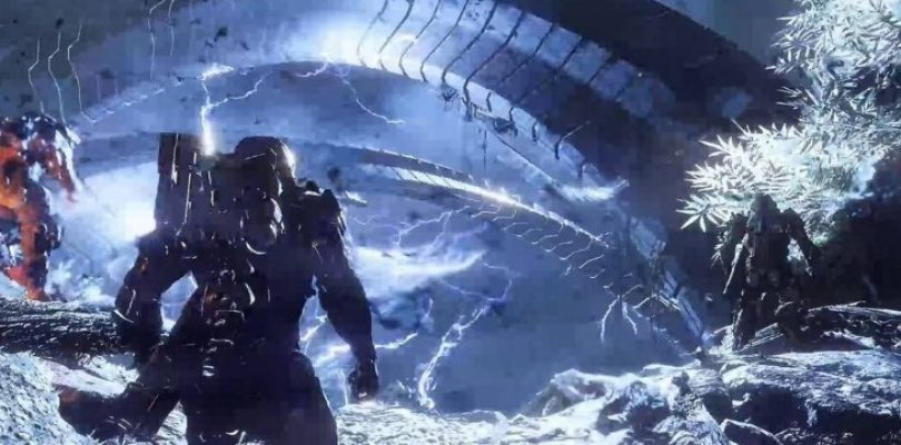 Anthem's mysterious Cataclysm event is back on track