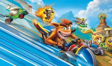 The Crash Team Racing online experience is… crashing