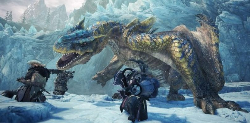 Monster Hunter World: Iceborne will have dynamic difficulty to help duos and disconnects