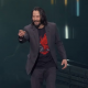 Guy who called Keanu Reeves 'breathtaking' is getting a free Cyberpunk 2077 CE