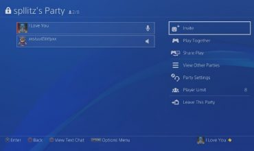 Big improvements are coming to the PS4's Party system
