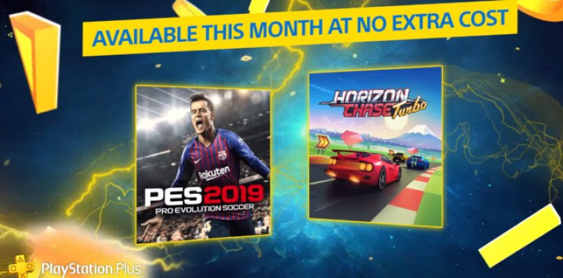PlayStation Plus scores a goal in July