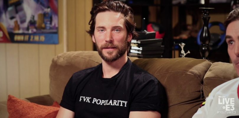 Sony didn't want Troy Baker in The Order 1886 because he was in 'too many games'