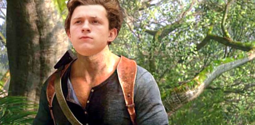 Tom Holland to play Nathan Drake in 2020 Uncharted movie
