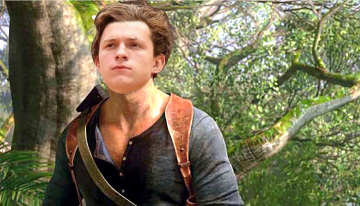 Tom Holland To Play Nathan Drake In 2020 Uncharted Movie Sa Gamer