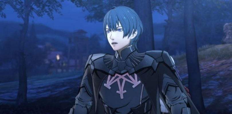 Fire Emblem Three Houses male Byleth voice actor is being replaced