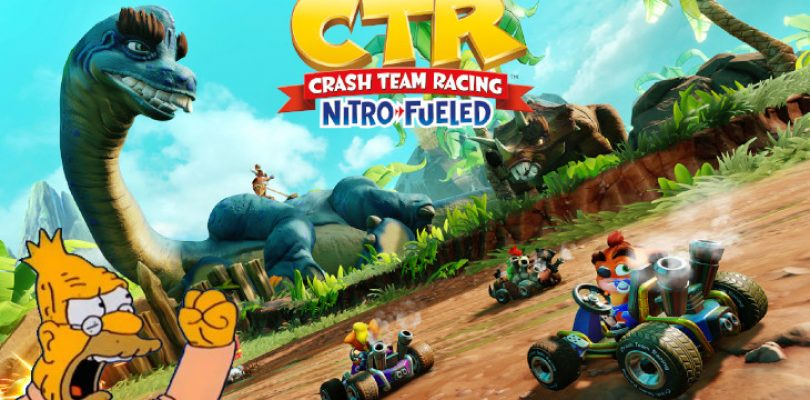 CTR announces date for new Grand Prix event which now includes… microtransactions
