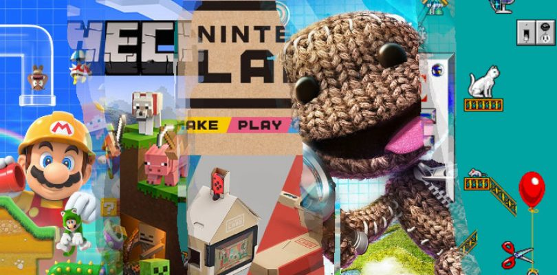 Five games that get your creative juices flowing