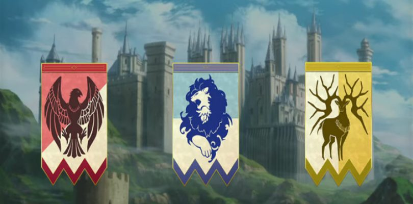 Meet the Black Eagles in Fire Emblem: Three Houses