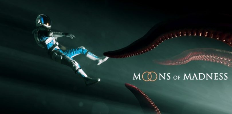 In space, you will scream at Moons of Madness