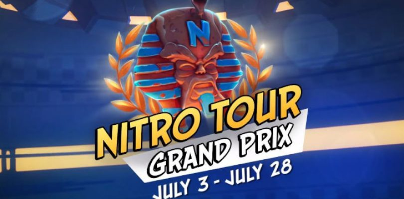 CTR Nitro-Fueled's first Grand Prix is now available