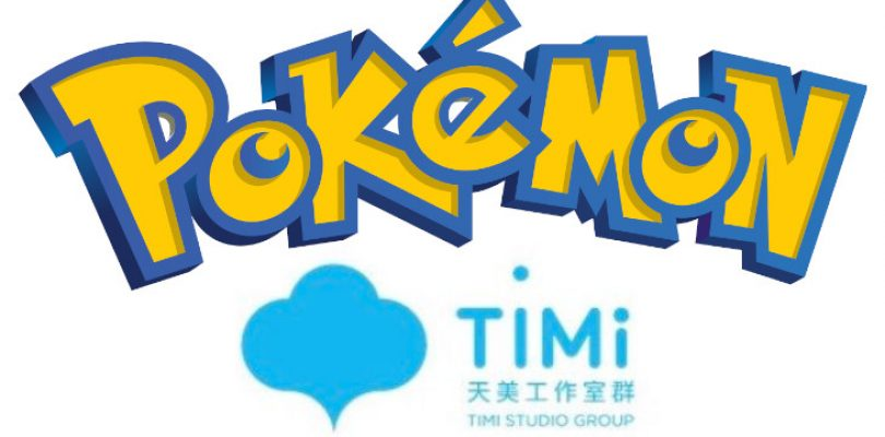 Pokémon teaming up with Tencent