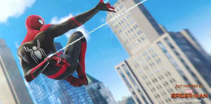 Far From Home suits coming to Marvel's Spider-Man