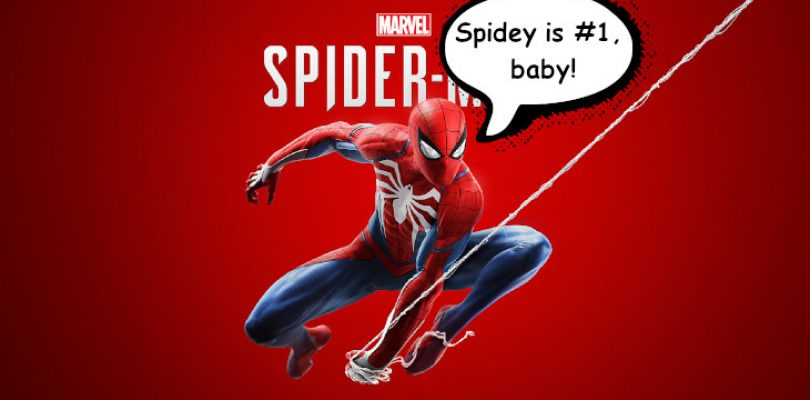 Marvel's Spider-Man is now the best selling superhero game of all time