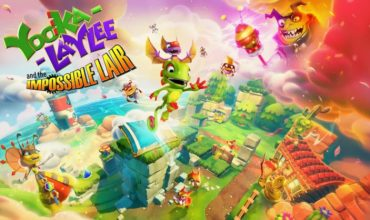 Get a look at the alternate level states in Yooka-Laylee and the Impossible Lair