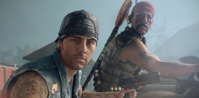 The zombies and Danny Trejo are coming to Black Ops 4