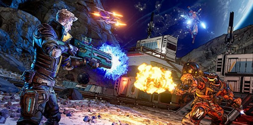 Borderlands 3 will have a ping system and let you mail items to your friends