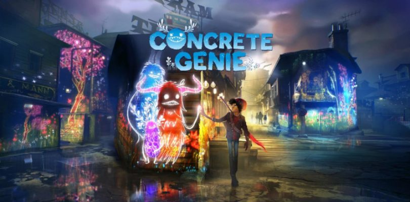 The majestic-looking Concrete Genie comes to you in October