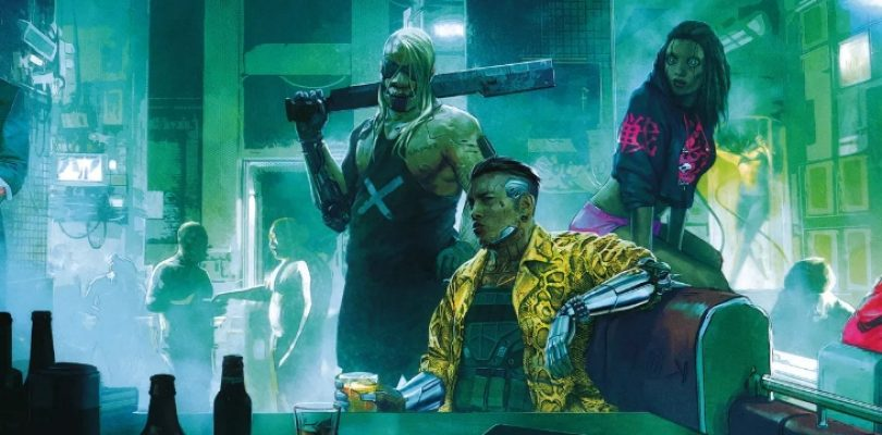 CD Projekt is working on three Cyberpunk properties