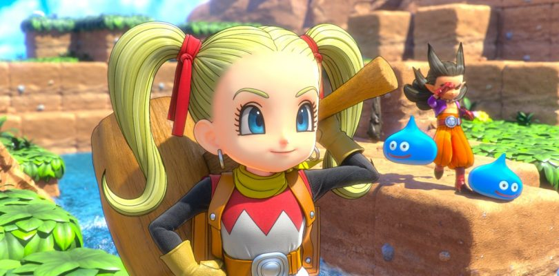 Review: Dragon Quest Builders 2 (Switch)