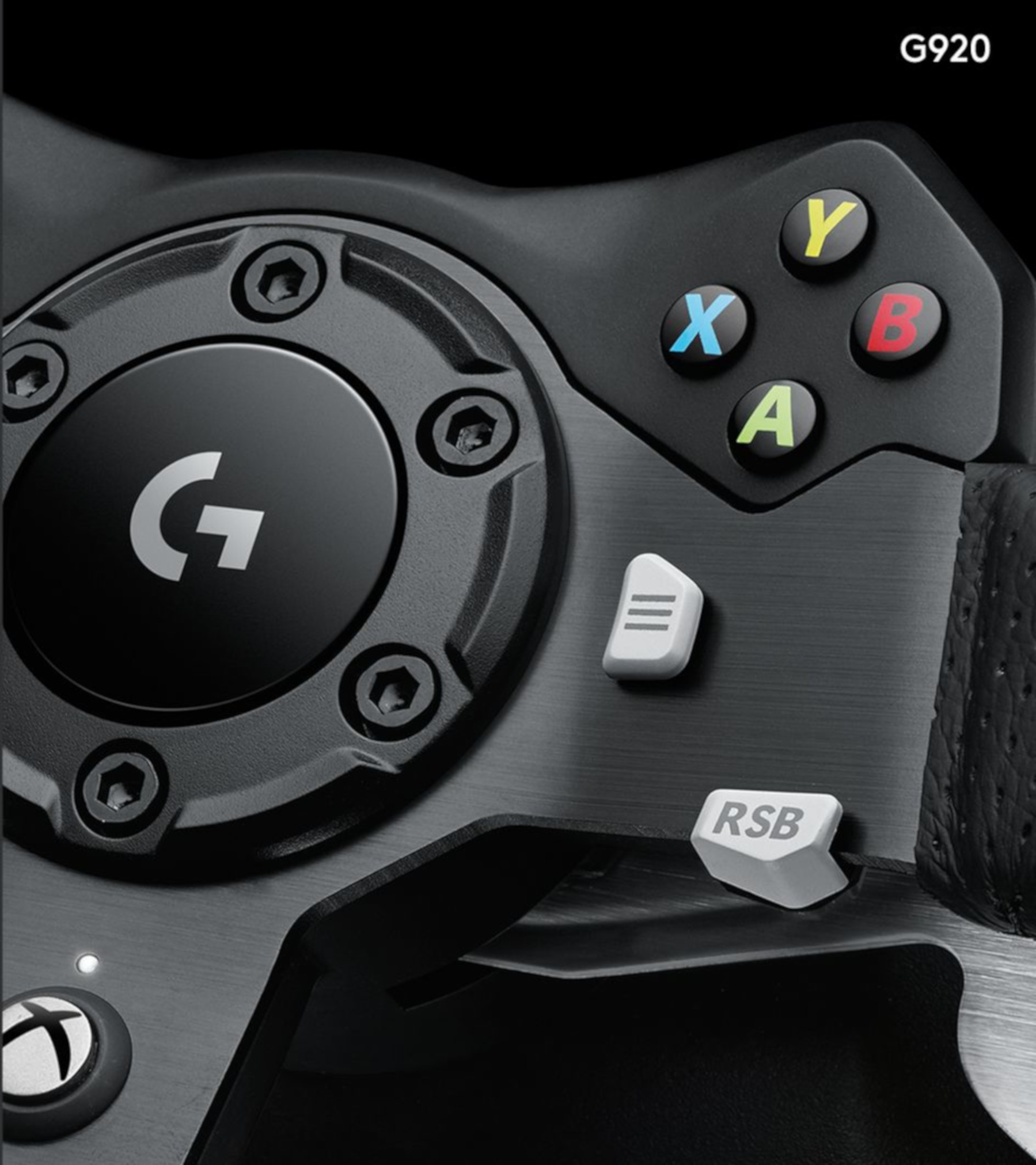 Review: Logitech G920 Driving Force Racing Wheel (PC/Xbox One) - SA