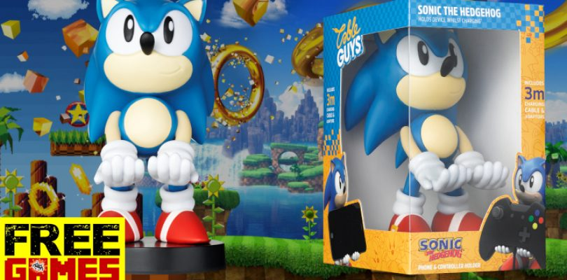 Free Games Vrydag: Sonic the Hedgehog Cable Guys