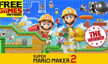 FGV winner is making some Marios – and our weekly wrap up!
