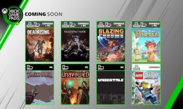 Shadow of War, Undertale and more heading to Game Pass this month