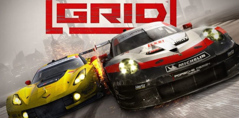 The first GRID gameplay trailer is 'like no other'