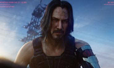 Thanks to Keanu Reeves, a Cyberpunk 2077 movie is a 'possibility'