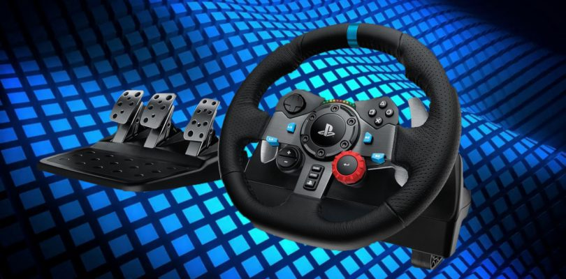Review: Logitech G29 Driving Force Racing Wheel (PS4/PS3/PC)
