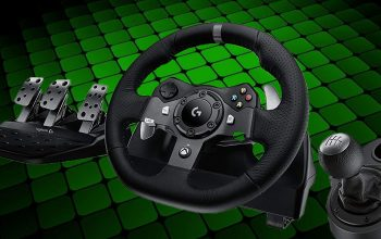 Review: Logitech G920 Driving Force Racing Wheel (PC/Xbox One)