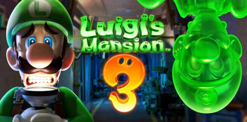 Catch ghosts in Luigi's Mansion 3 on 31 October
