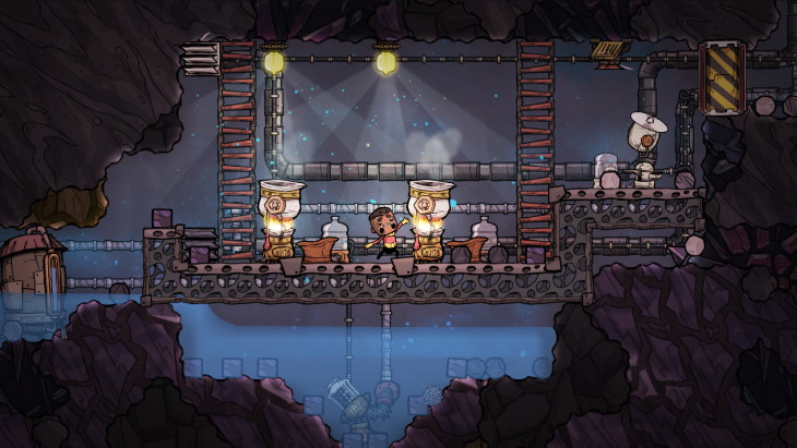 Oxygen Not Included leaves Early Access, so come save the
