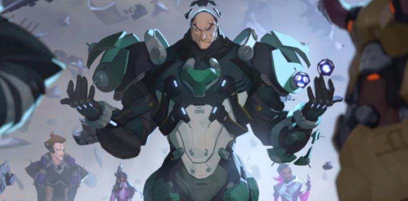 Overwatch introduces hero 31, Sigma the (other) mad scientist
