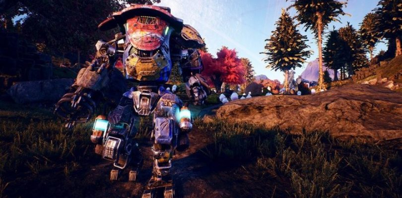 The Outer Worlds will have multiple endings and slides to detail what happens