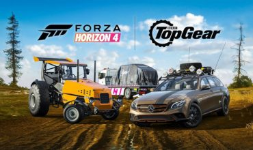 Free Top Gear content added to Forza Horizon 4