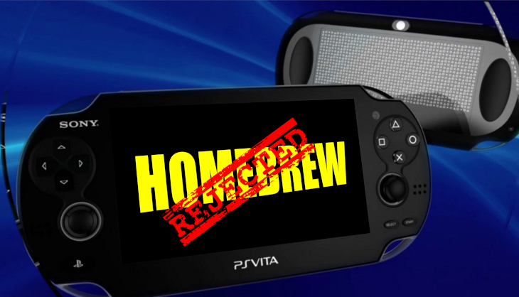 The Vita just got a firmware update in an attempt to stop